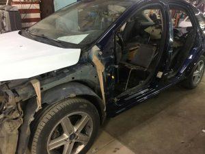 Мошенничество при кузовном авто ремонте